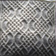 Celtic Pattern Stunning Ravelry Celtic Motif Knot 48 Pattern By Devorgilla's Knitting