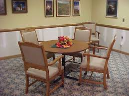 innovative ideas for dining chairs with casters room rolling decor 16
