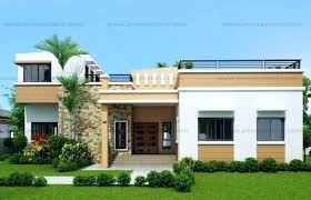 single story modern home design. Single Level House Designs Simple 1 Storey Design Incredible Bungalow Story Modern With Home U