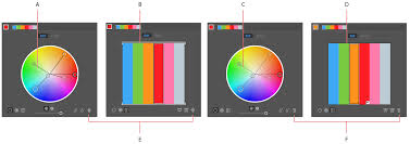 Color Groups For Design Work With Color Groups Harmonies In Illustrator