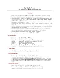 Mainframe Testing Resume Examples Mainframe Testing Resume Examples Samples Software Director Develo 21