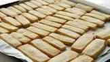 basic shortbread