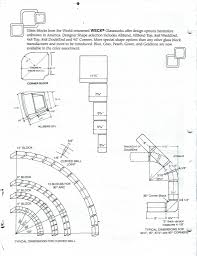 weck glass block design and layouts wmgb home improvement