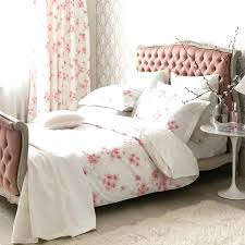cherry blossom duvet covers pink bedding sets cover pottery barn bed
