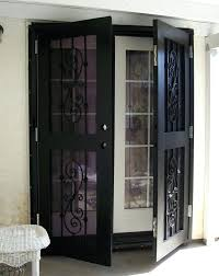 replacing sliding screen door replacement sliding patio screen door sliding screen door replacement security screen doors