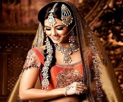the most attention driven body part for any bride is her face when it es to indian brides on their face there is so much from bindi to fl work to