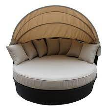 wd patio 5tao round tao day bed at