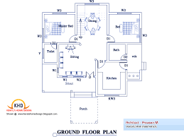 home architecture bedroom plan elevation kerala design floor plans small house and elevations