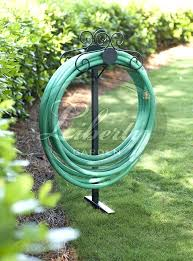 liberty garden hose stand post 116 steel
