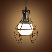 tom dixon style lighting. New Design Retro Wrought Iron LED Pendant Lights E27 American Style Vintage Industrial Lighting Birdcage Light Droplight Fixtures Tom Dixon X