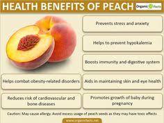 peachinfo healthy