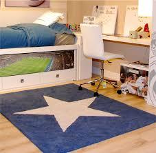 kids area rug navy
