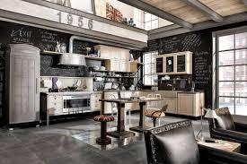Industrial Looking Kitchen Vintage And Industrial Style Kitchens By Marchi Group Adorable Home