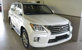 2012 Lexus Lx570 For Sale, 5.7, Gasoline, Automatic For Sale