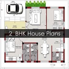 2bhk house plan