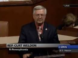 Image result for curt weldon and the clintons