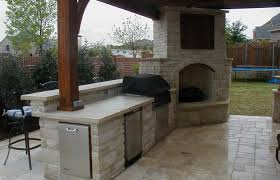 outdoor patio and backyard medium size fireplace tv outdoor patio chimney kitchens fireplaces easter concrete construction