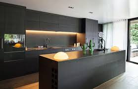 One Wall Kitchen Designs With An Island Interior New Decoration