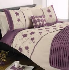 purple duvet cover sets king size