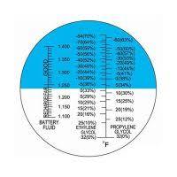 Ph Meter Temperature Compensation Chart Atc Ph Meter