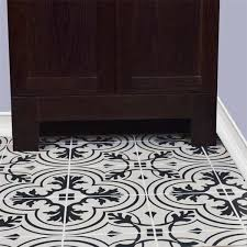 somertile 7 75x7 75 inch thirties vine ceramic floor and wall tile 25
