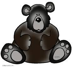Image result for black bear clipart