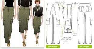 Pattern Pants Mesmerizing Kerry Cargo Pant Style Arc