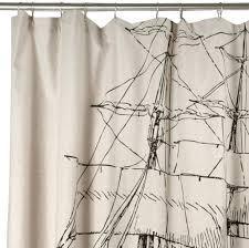 nautical shower curtain hooks 3