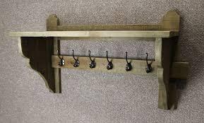 Mounted Coat Rack Shelf Coat Racks stunning mounted coat rack shelf mountedcoatrack 2