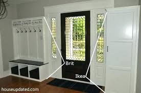 entry benches storage entry door bench entry storage built ins 2 old door entryway bench entry