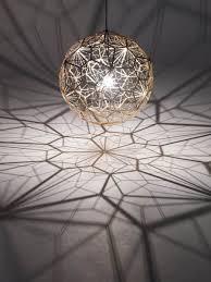 unique pendant lighting. pendant light by tom dixon etch web lamp unique lighting design e