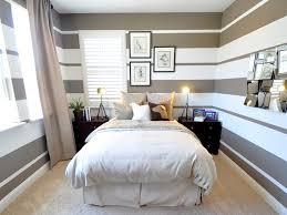 Striped Bedroom Paint Edmonton Interior Decorator Home Stager Rachel Schofield