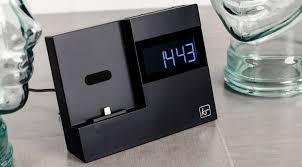 iphone dock speaker. kitsound x-dock 3 iphone 6 / plus clock radio speaker dock iphone