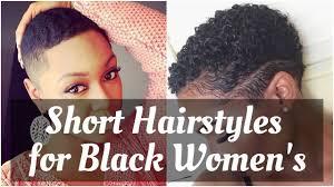 Fresh Short Natural Hairstyles For Black Women 2018 Youtube