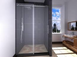 image of frameless sliding shower doors s