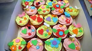 Birthday Cupcakes Girls Wwwcakeamsterdamcom Flickr