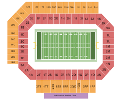 Charlotte 49ers Football Seating Chart Middle Tennessee State Blue Raiders Vs North Carolina