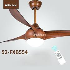 dc ceiling fan with light variable frequency lights simple fashion led remote control restaurant mute from bahama