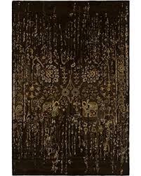 black and brown area rugs brilliant tones inside 0 nakahara3 com black and brown area rugs