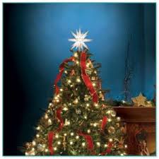 Origami Star Christmas Tree Topper  Babytalk BungalowChristmas Tree Lighted Star