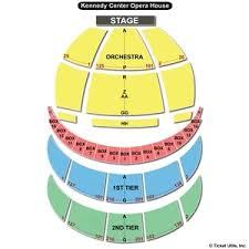 Eisenhower Seating Chart Kennedy Center Season Tickets Supp Store