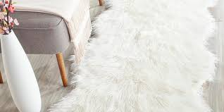 faux sheepskin rug collection