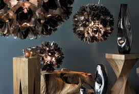 wonderful lighting accessories with lotus capiz chandelier fantastic picture of decorative black flower lotus capiz