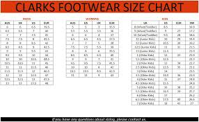 Baby Shoe Size Chart Clarks Best Picture Of Chart Anyimage Org