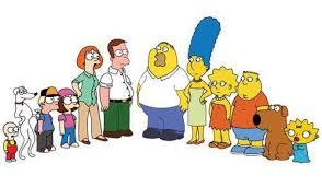 Family Guy Simpsons mix up | Memes.com via Relatably.com