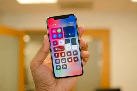 iphone x how to use airdrop