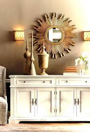 sun mirror decor home 3 piece decorative mirror set sun decor sunburst ideas gold sunburst mirror wall decor