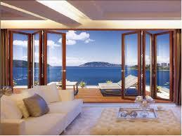 Modern Patio Doors Timber Bi Fold Patio Doors Top 25 Best Wooden Bifold Doors Ideas
