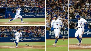"photo essay a day at the office blue jays catcher russell  ""i m watching the at bat i m watching how he s attacking the hitter before me it s like having an at bat out being in the batter s box """
