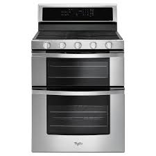 Gas Range With Gas Oven Shop Double Oven Gas Ranges At Lowescom